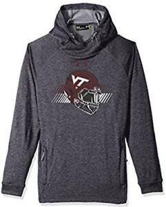 7af96aff219 Under Armour UA Men s Virginia Tech Football Helmet Hoodie ...