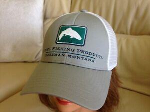 Simms small fit truite Icon Trucker Hat Granite