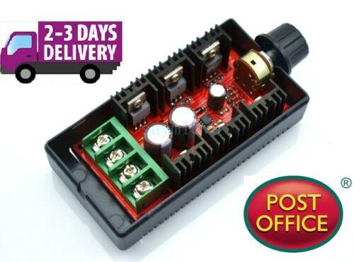10-50 V 40 A DC Motor Speed Control PWM HHO RC Contrôleur 12 V 24 V 48 V 2000 W max