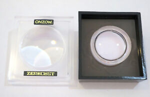 ONZOW-Zero-Dust-BLACK-Stylus-Cleaner-Magnifying-Lid-Turntable-Needle-NEW