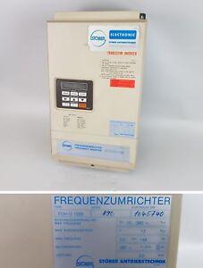 Automation, Antriebe & Motoren Antriebe & Bewegungssteuerung Diplomatisch Pp6741 Frequenzumrichter Stöber Fdh-g 1085 Serie 890 SchöNer Auftritt