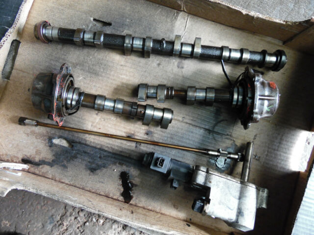 MGF / MG TF 1.8 VVC CAMSHAFTS AND MECHANISMS COMPLETE SET