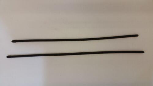 LEXUS OEM FACTORY FRONT WIPER BLADE INSERTS SET 2006-2007 GS430