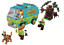 Scooby-doo-the-The-Mystery-Machine-Doo-the-Mystery-75902-scooby-Blocks-Toys-Gift thumbnail 1