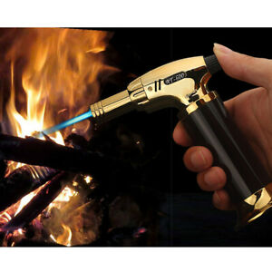 Refillable-Butane-Gas-Blow-Torch-Soldering-Welding-Gun-Burner-Kitchen-Lighter-CZ