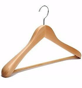 Full Range Of Hangers For Sale Woodenclipplasticsvelvetsteel