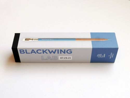 Blackwing Lab 07.29.21 Sold Out limited edition. Box of 12. NEW, no reserve