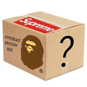 0aa2ba19256a7 Image is loading SUPREME-Mystery-Item