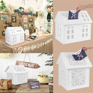 Wedding Card Box Gift Card Organizer Post Box Wishing Well Place