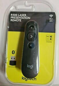 Logitech-R500-Laser-Presentation-Remote-New-in-Sealed-Package