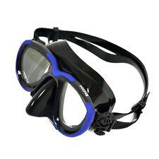 Hog Low Profile 2 Window Tech Mask  HOG-0045-U BLACK BLUE