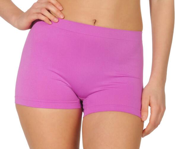 6er Pack Damen Panty Slip Schlüpfer Unterhose Tanga Pantie Hipster Hotpants 602