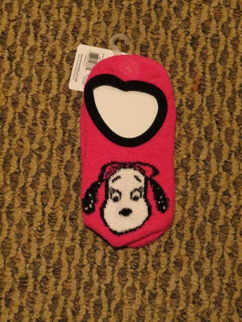 4-6.5 Sizes 9-12 Pack of 3 Girls//Teenagers Snoopy socks 12.5-3.5