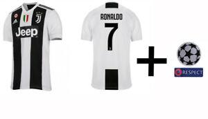 5ac868856 Caricamento dell'immagine in corso Maglia-adidas-CF3489-Home-JUVE-Juventus- Ronaldo-CR7-