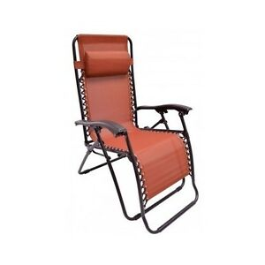 Zero gravity chair outdoor lounge recliner chaise beach for Anti gravity chaise