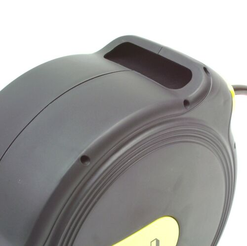 automatischer Schlauchaufroller Wasserschlauch Schlauchtrommel Garten Schlauch