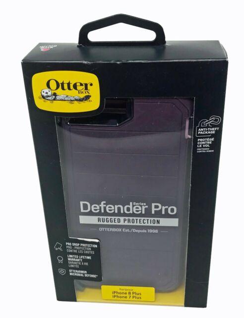 Genuine Original Otterbox 77-60585 Defender Pro Rugged iPhone 7 8 Plus Nebula