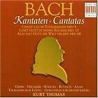 Johann Sebastian Bach - Bach: Kantaten BWV 4, 11 & 68 (1996)