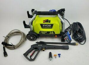 Ryobi-RY1419MTVNM-1900-PSI-1-2-GPM-Cold-Water-Wheeled-Electric-Pressure-Washer