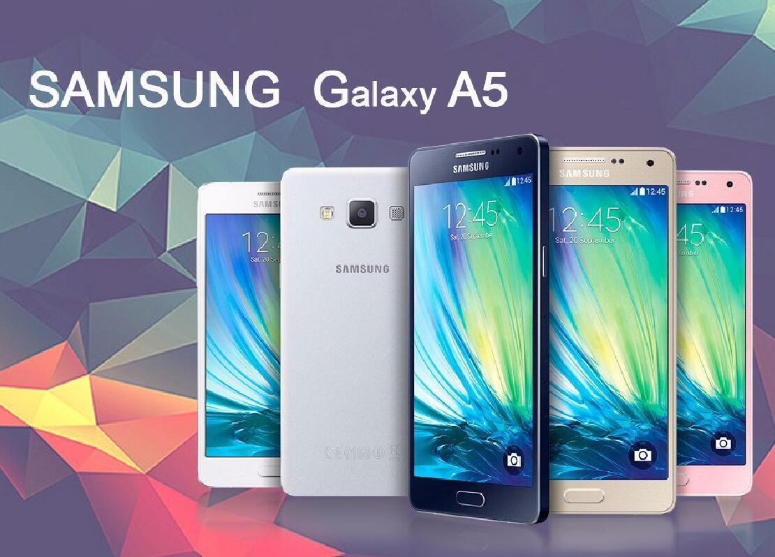 Samsung Galaxy A5 Sm A500f 16gb Pearl White Unlocked New 2016 Ram 2 Memori Smartphone Ebay
