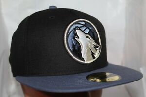 new arrival dfcee 506c2 Image is loading Minnesota-Timberwolves-New-Era-NBA-2-Tone-59FIFTY-