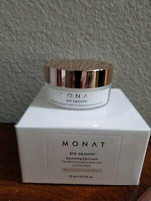 Monat Eye Smooth Nourishing Eye Cream New In Sealed Package Ebay