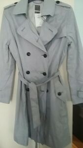 Gap Spring Brand Rrp New Tags Large With £70 Raincoat Seersucker Lined Summer fqq7tpX