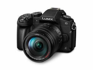 Panasonic Lumix G80 + 14-140 mm Nero - Nuovo con Garanzia fowa 4 anni