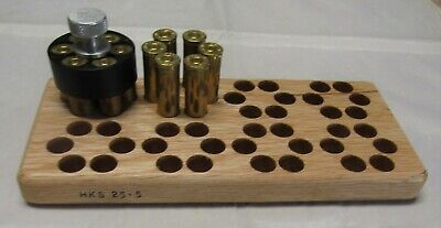 48 Round Capacity Loading Block for HKS 10 Speed Loaders
