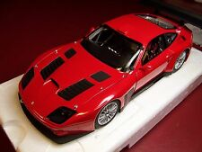 KYOSHO 08391A FERRARI 575 GTC 2004 RED VERY RARE NIB 1/18