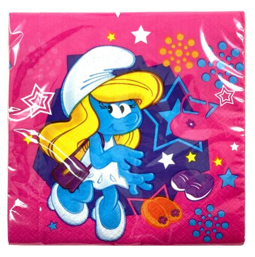 Decoration Kids Party Child Birthday Smurfette Motto Party Party Selection