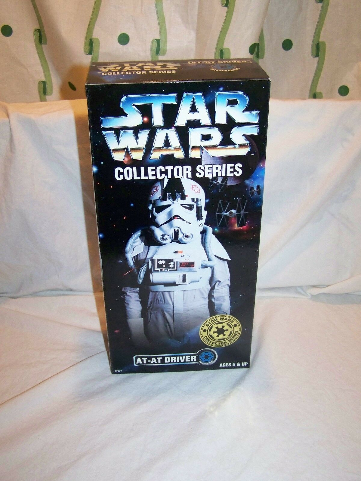 NEW Star Wars AT AT Driver 12 in Collector Series Service Merchandise Exclusive