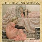 2017 The Reading Woman Mini Wall Calendar by Inc. Pomegranate Communications