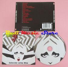 CD MINA Coleccion latina 2001 italy EMI 5 32665 2(Xi3) lp mc dvd vhs