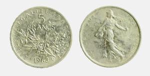 s729-61-Francia-5-francs-1963-Semeuse-Argento