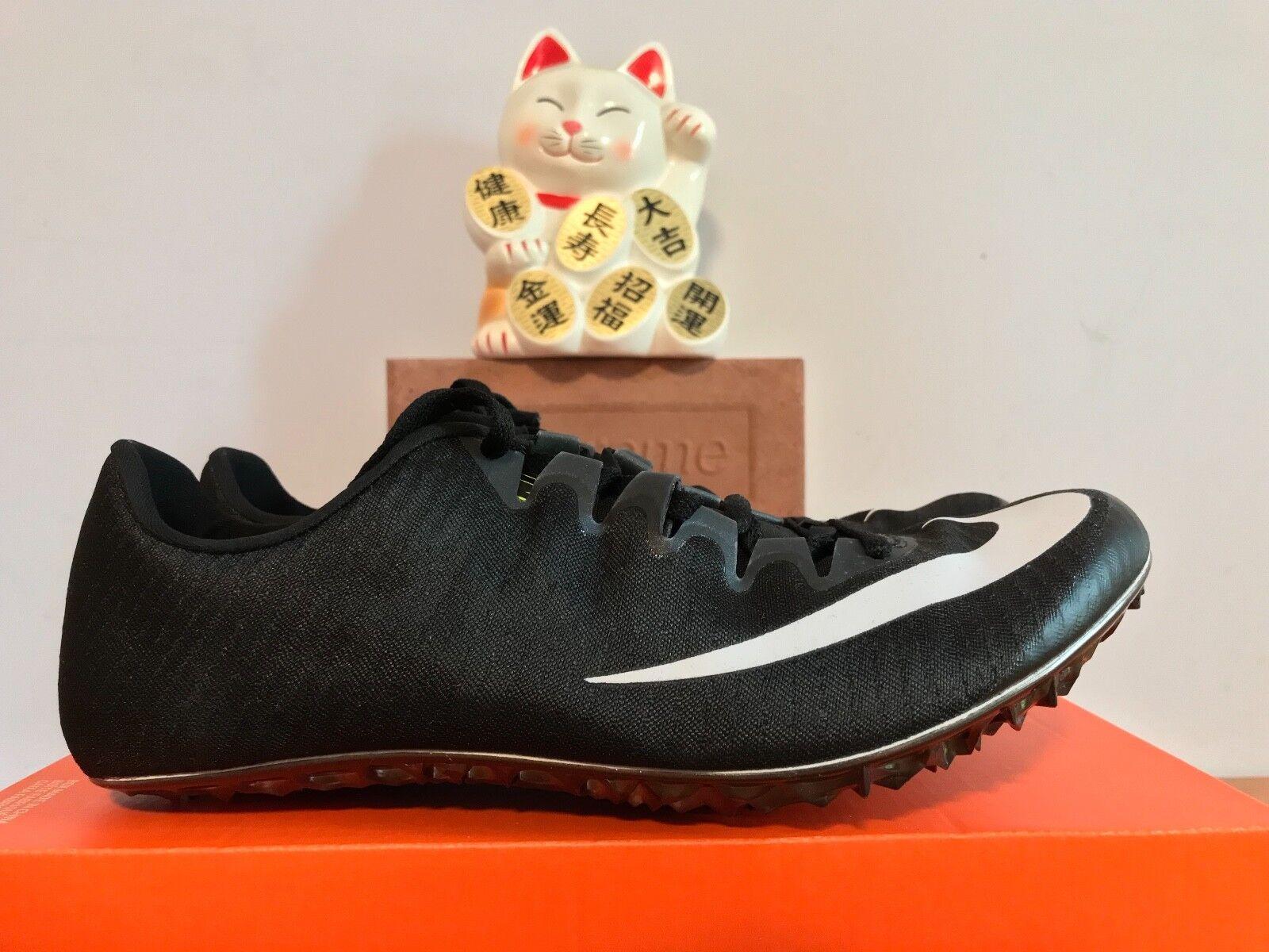 Nike Zoom Superfly Elite bianca In Spike esecuzione Track Spike In Nero bianca Elite   28edad