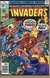 Invaders-1975-series-21-fine-comic-book