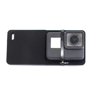 Switch Mount Plate Adapter For GoPro Hero5/ 4/3/3+ DJI Osmo Zhiyun Mobile Gimbal