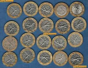 G-Lot-de-20-pieces-de-10-Francs-Genie-TB-a-SUP-Veme-Republique-1959
