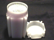 (2) 1 OUNCE COIN TUBE HOLDERS HOLDS (20) 1 OUNCE .999 SILVER GOLD PLATINUM LOT