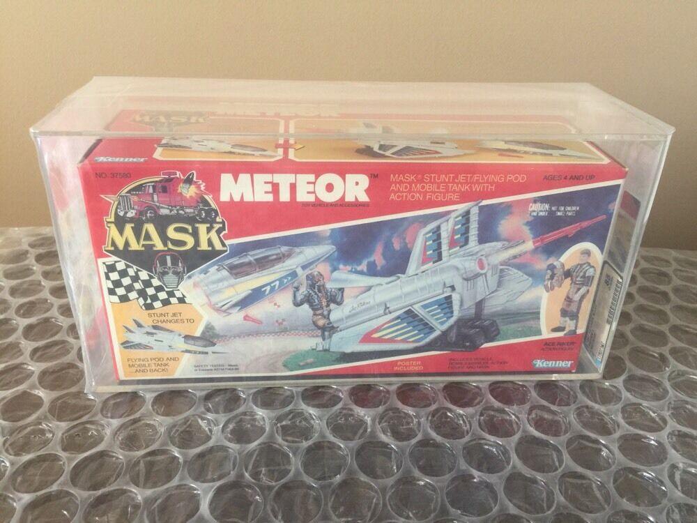 M.A.S.K  1987 METEOR Series 3 MASK AFA Q-85 NM+ Kenner  moda