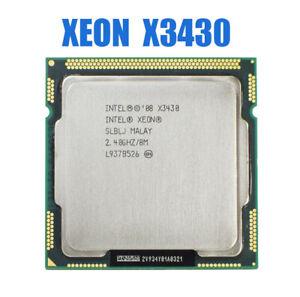 Intel-Xeon-X3430-CPU-Quad-Core-2-4GHz-LGA1156-8M-Cache-95W-Desktop-4-Cores-H8C3