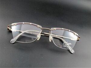 CAZAL-Titanium-Vintage-Brille-Mod-111-790-NOS-Rimless-Eyeglasses-Original-Brand