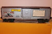 Mpc Lionel - 9430 Joshua Cowen Boxcar- The Standard Years - 0/027- New- W49