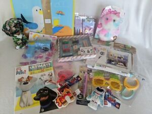 Lot-of-15-NEW-Kids-Toys-Lego-Pomsie-Slime-Craft-Wooden-Play-Gift-Party-Favor