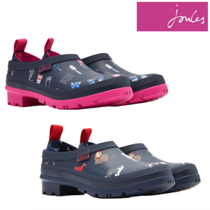 Joules Pop On Welly Clogs **FREE UK