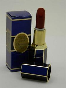 christian dior rouge rouge a levres lipstick 820 intriguing red ebay