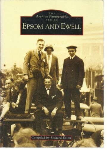 1 of 1 - Epsom & Ewell. Market Town to Business Centre. Local History/Nostalgia. Surrey