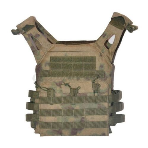 Tactical Workout Adjustable Weighted Vest Exercise Weight Sport Fitness Training