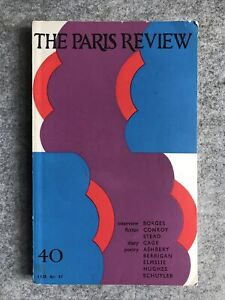 The Paris Review : Issue 40 (Winter-Spring 1967) Interview : Jorge Luis Borges